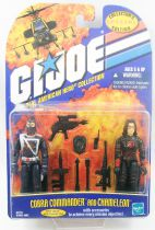 G.I.JOE - 2000 - Cobra Commander & Chameleon