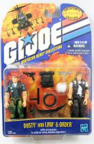 G.I.JOE - 2000 - Dusty & Law and Order