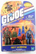 G.I.JOE - 2000 - Firefly & Undertow