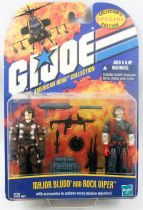 G.I.JOE - 2000 - Major Bludd & Rock Viper