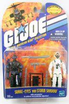 G.I.JOE - 2000 - Snake Eyes & Storm Shadow