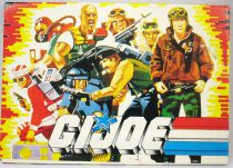 G.I.Joe - Catalogue dépliant Hasbro France 1989