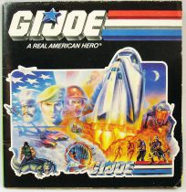 G.I.Joe - Catalogue dépliant Hasbro USA 1987