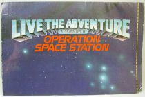 "G.I.Joe - Catalogue dépliant Hasbro USA 1988 ""Operation Space Station\"""