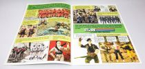 G.I.Joe - Catalogue promotionel Hasbro France 1987