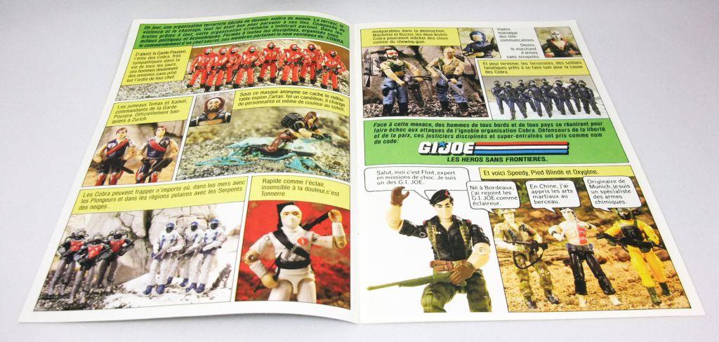 G.I.Joe - Hasbro France 1987 catalog