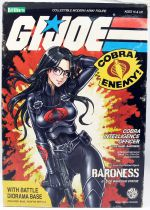 G.I.Joe - Kotobukiya Bishoujo Statue - Baroness : Cobra Intelligence Officer