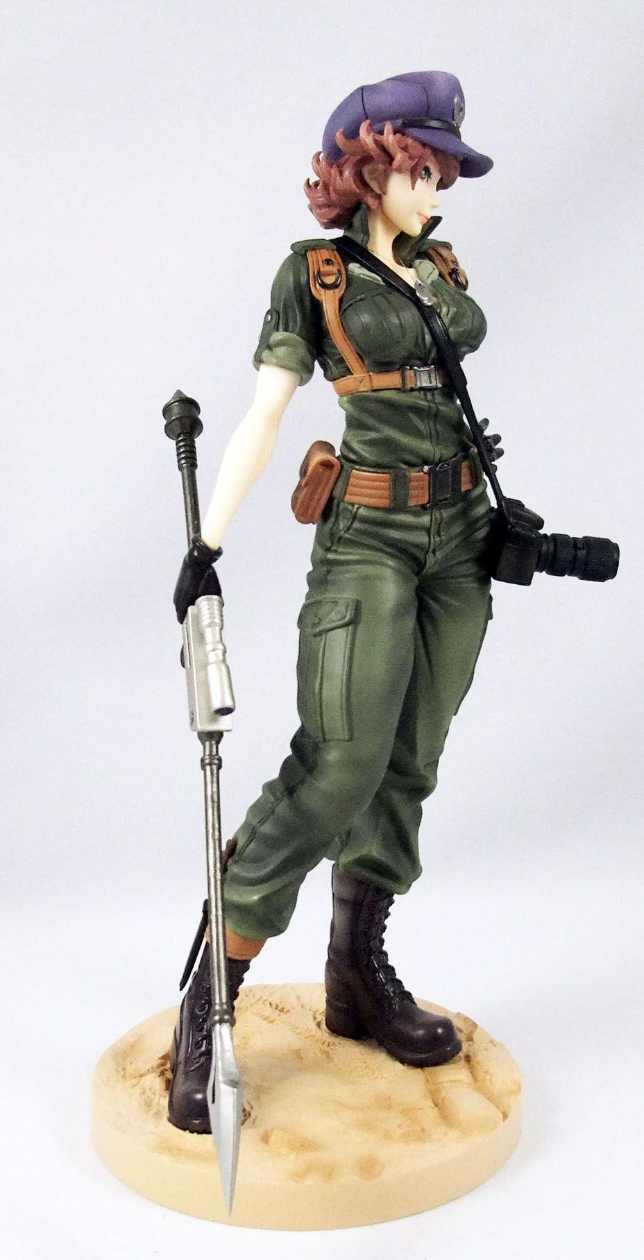 G.I.Joe - Kotobukiya Bishoujo Statue - Lady Jaye : Covert Operations