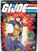 G.I.Joe - Kotobukiya Bishoujo Statue - Scarlett : Counter Intelligence