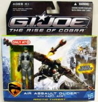 G.I.JOE 2009 - Air Assault Glider & Capt. Ace