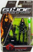 G.I.JOE 2009 - Baroness (Attack on the G.I.Joe Pit)