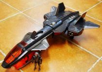G.I.JOE 2009 - Night Raven & Air-Viper (loose)