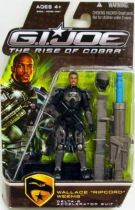 G.I.JOE 2009 - Wallace \'\'Ripcord\'\' Weems (Delta-6 Accelerator Suit)