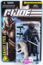 G.I.JOE 2010 - #1002 Snake Eyes (Ninja Commando)