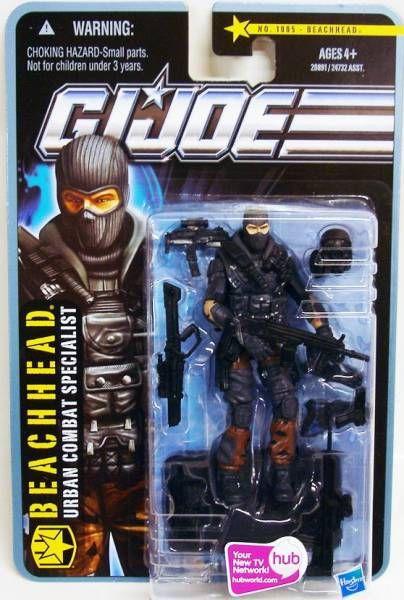 G.I.JOE 2010 - #1005 Beachhead (Urban Combat Specialist)