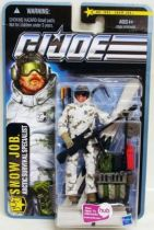 G.I.JOE 2010 - n°1003 Snow Job (Arctic Survival Specialist)