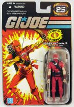 G.I.JOE 25ème Anniversaire - 2007 - Cobra Red Ninja
