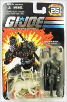 G.I.JOE 25ème Anniversaire - 2007 - Snake Eyes & Timber