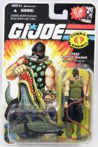 G.I.JOE 25ème Anniversaire - 2008 - Croc Master