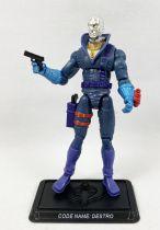 G.I.JOE 25ème Anniversaire - 2008 - Destro (Destro Attacks Comic Pack) Loose