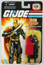 G.I.JOE 25ème Anniversaire - 2008 - Destro (Iron Grenadier)