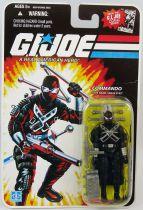 G.I.JOE 25ème Anniversaire - 2008 - Snake Eyes