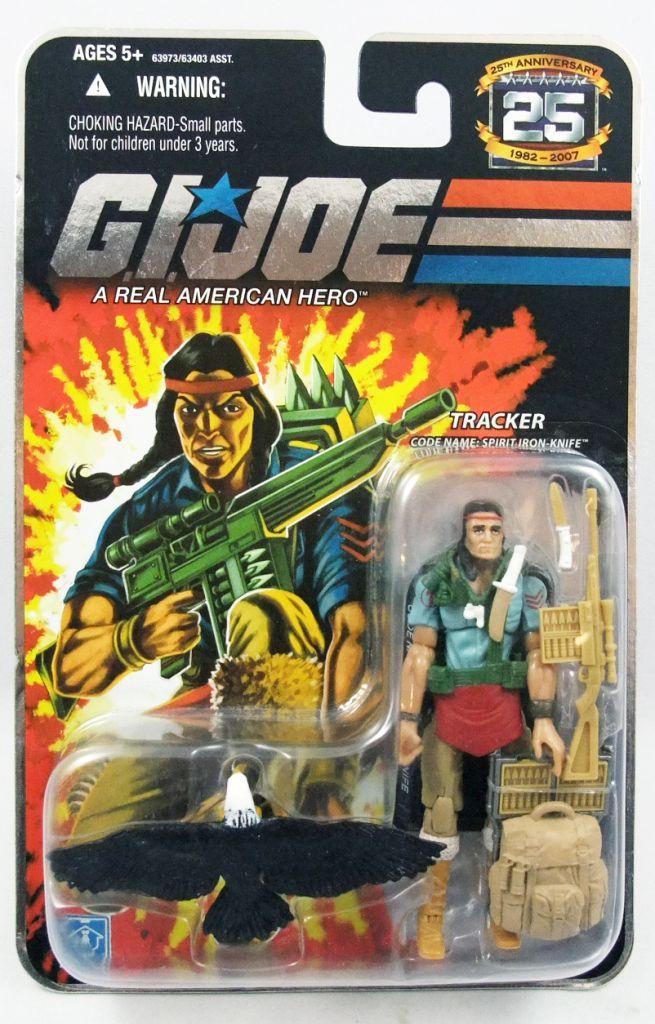 G.I.JOE 25ème Anniversaire - 2008 - Spirit Iron-Knife