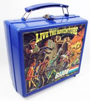 """G.I.Joe A Real American Hero - Aladdin Industries Inc. - Lunch Box & Thermos \""""Live the Adventure\"""""""
