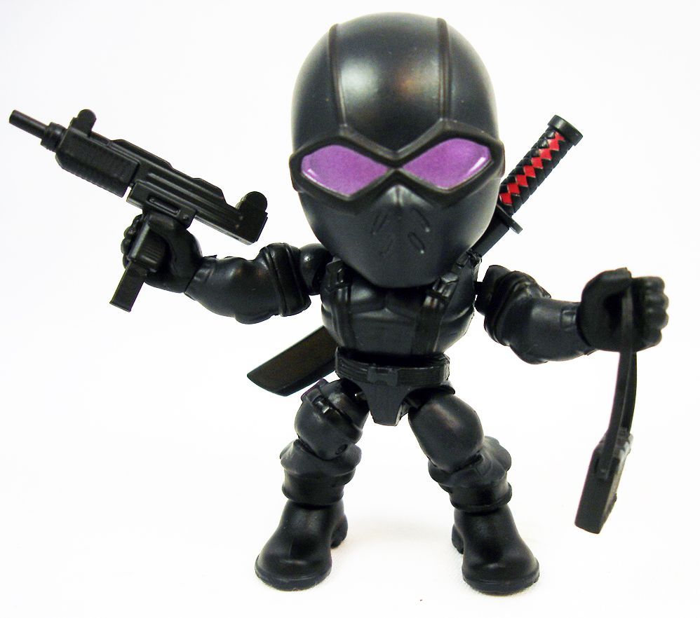 G.I.Joe Action-Vinyl - Snake Eyes - The Loyal Subjects