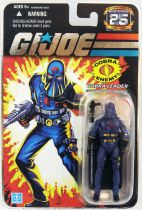 G.I.JOE ARAH 25th Anniversary - 2007 - Cobra Commander (hooded)