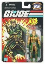 G.I.JOE ARAH 25th Anniversary - 2007 - Serpentor