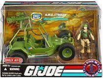 G.I.JOE ARAH 25th Anniversary - 2008 - A.W.E. Striker & Crankcase