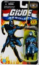 G.I.JOE ARAH 25th Anniversary - 2008 - Cobra Commander (G.I.Joe Resolute)