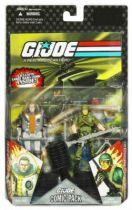 G.I.JOE ARAH 25th Anniversary - 2008 - Comic Pack - Deep Six & Rock\'n Roll : \'\'Zartan!\'\'