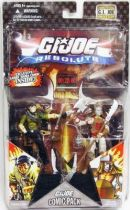 G.I.JOE ARAH 25th Anniversary - 2008 - Comic Pack - Tunnel Rat & Storm Shadow : \\\'\\\'22 Minutes\\\'\\\'