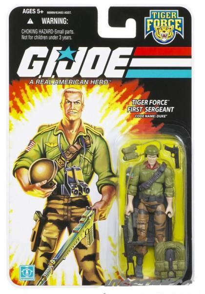 G.I.JOE ARAH 25th Anniversary - 2008 - Duke (Tiger Force)