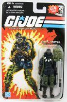 G.I.JOE ARAH 25th Anniversary - 2008 - Snake Eyes (Arctic Trooper)