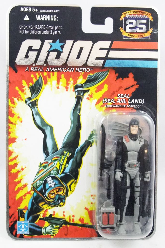 G.I.JOE ARAH 25th Anniversary - 2008 - Torpedo