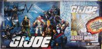 G.I.JOE ARAH 25th Anniversary - 2009 - DVD Pack - \'\'G.I.Joe Greatest Battles\'\'