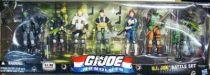 G.I.JOE ARAH 25th Anniversary - 2010 - G.I.Joe Resolute - G.I.Joe Battle Set