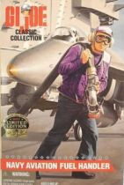 G.I.JOE Classic Collection - Navy Aviation Fuel Handler
