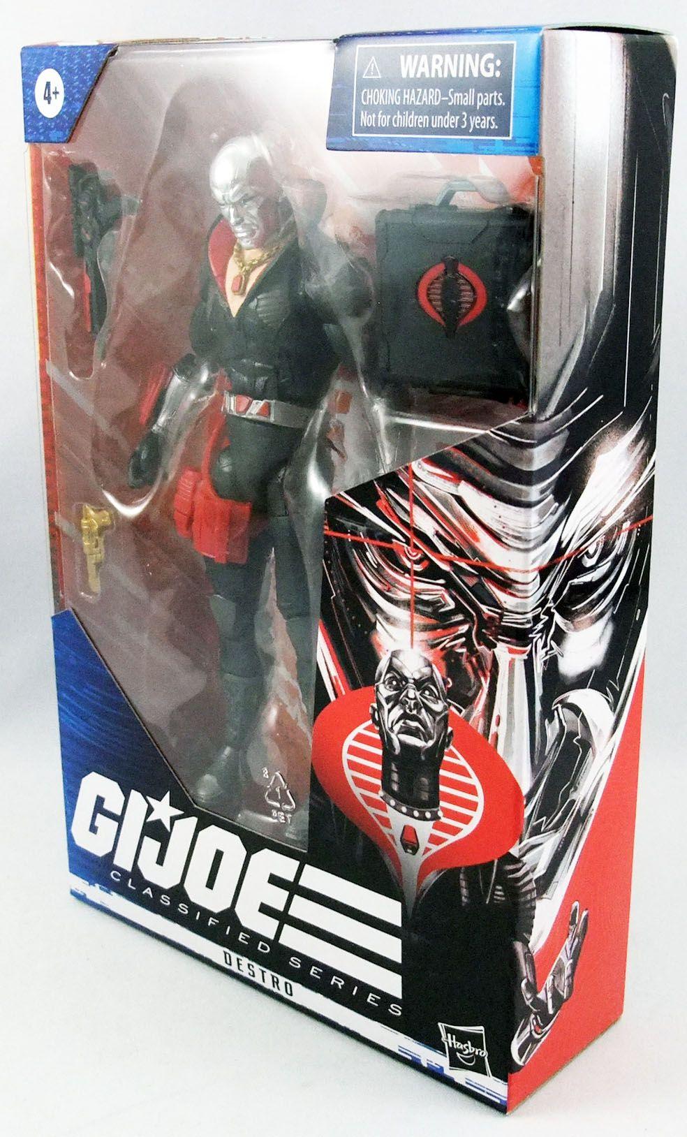 G.I.JOE Classified Series - #03 Destro