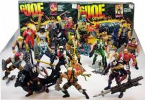 G.I.Joe Extreme - Série complete des Action-Figures - Kenner