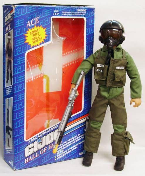 G.I.JOE Hall of Fame - Ace