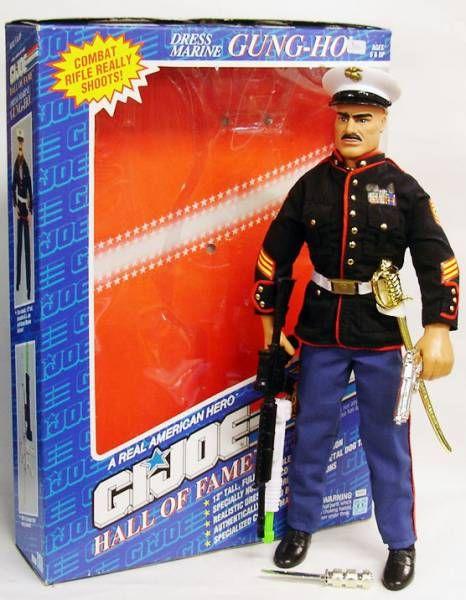 G.I.JOE Hall of Fame - Gung-Ho (Dress Marine)