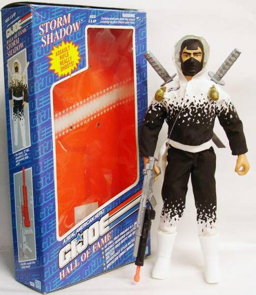 G.I.JOE Hall of Fame - Storm Shadow