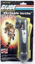 G.I.Joe Heros Sans Frontières - Hasbro - Véritable Lampe Torche