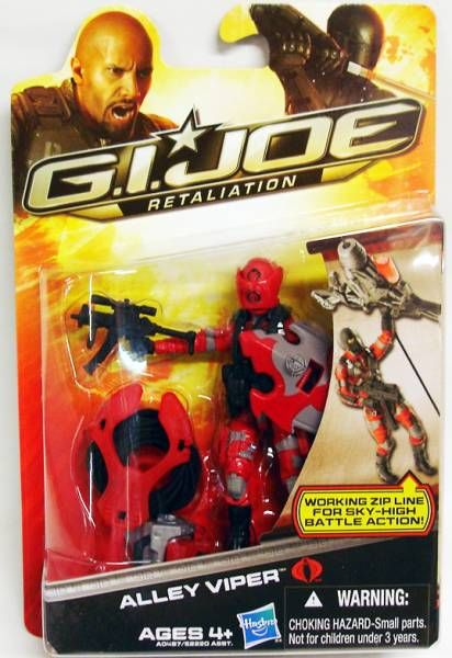 G.I.JOE Retaliation 2013 - Alley Viper
