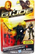 G.I.JOE Retaliation 2013 - Battle-Kata Roadblock