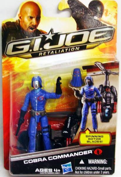 G.I.JOE Retaliation 2013 - Cobra Commander